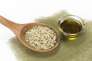 graines de chanvre et huile