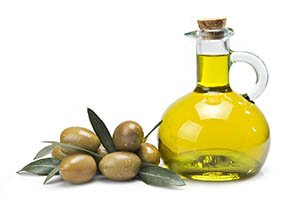 olives et huile olive