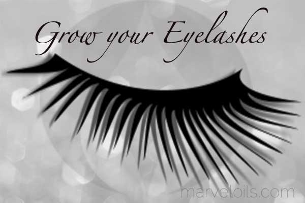 Grow Your Eyelashes