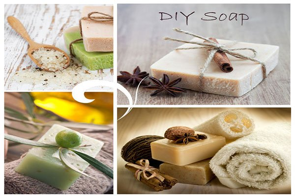 Make Your Own Soaps