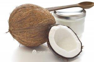 jar of coconut oil