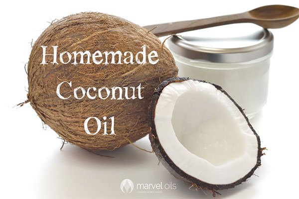 Make Your Own Coconut Oil