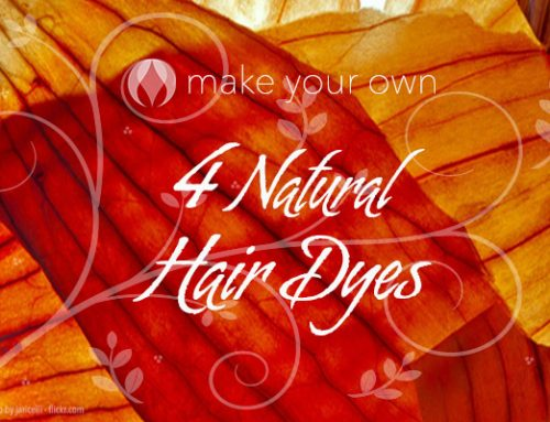 Natural Dyes for Grey Hair