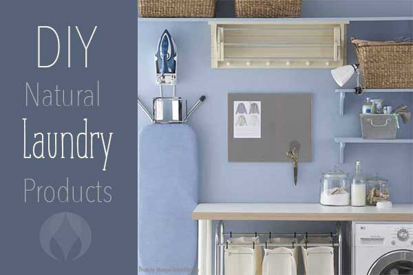 Naturally Clean: Laundry