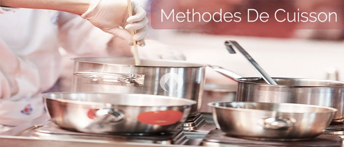 methodes de cuisson