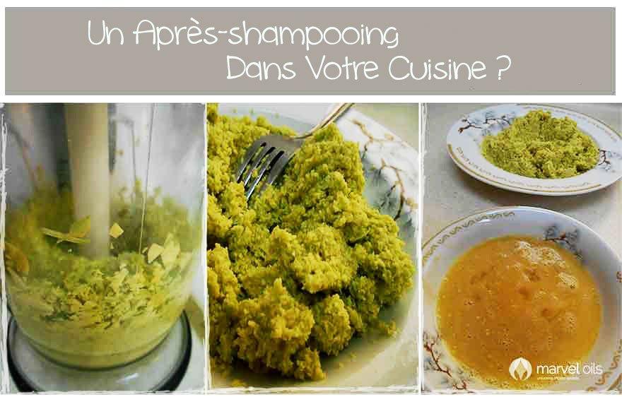 apres-shampooing-dans-votre-cuisine-
