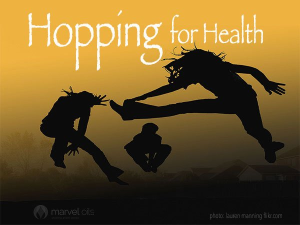 Hopping for Health – the miracle of rebounding