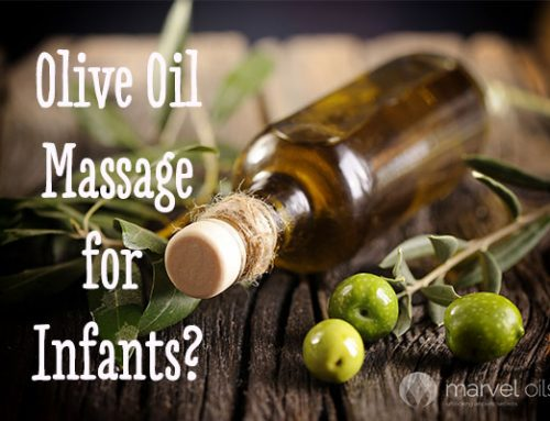 Are there Benefits of olive oil massage for infants?