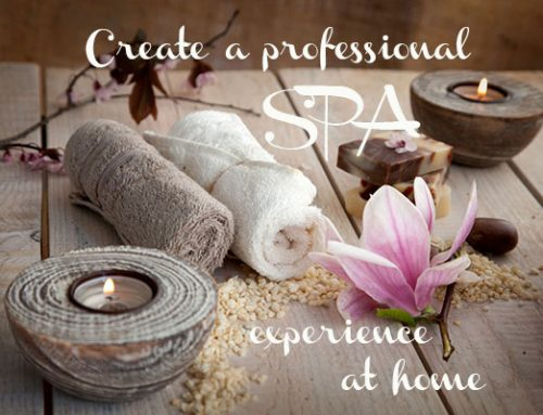 DIY Professional Spa Experience
