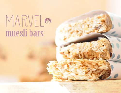 Marvel Muesli Bars