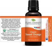 30ml bottle organic sweet orange oil plant therapy
