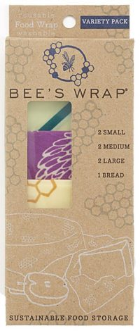 bees wrap pack of 4