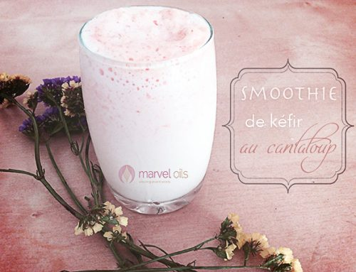 Comment faire du smoothie au kéfir