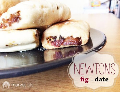 Healthy Homemade Fig or Date Newtons